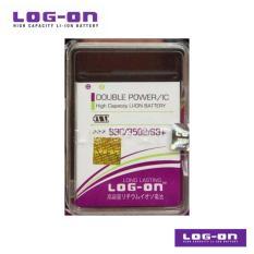 LOG-ON Battery Untuk Advan S35F / S3C - Double Power & IC - Garansi 6 Bulan