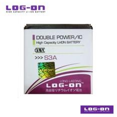 LOG-ON Battery Untuk Advan S3A - Double Power & IC - Garansi 6 Bulan