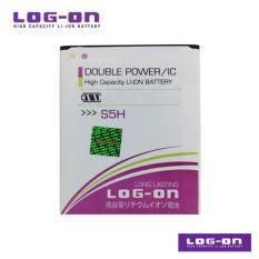 LOG-ON Battery Untuk Advan S5H - Double Power & IC - Garansi 6 Bulan