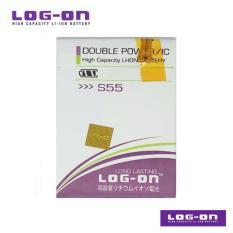 LOG-ON Battery Untuk Advan Tablet S55 - Double Power & IC - Garansi 6 Bulan
