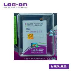 LOG-ON Battery Untuk Asus Zenfone 2 5.5
