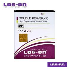 LOG-ON Battery Untuk Evercoss A7R - Double Power & IC - Garansi 6 Bulan