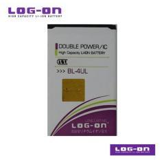 LOG-ON Battery Untuk nokia 3310 NEW  / Lumia 225 / Asha 225 / BL-4UL
