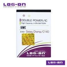 LOG-ON Battery Untuk Samsung Galaxy Champ  - Double Power & IC