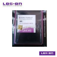 LOG-ON Battery Untuk Samsung Galaxy S / Advan / I9070  - Double Power & IC - Garansi 6 bulan