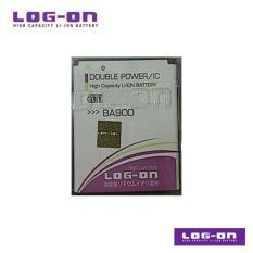 LOG-ON Battery Untuk Sony Xperia M / Xperia L / TX / E1 / J / GX / BA900 BA-900   - Doubel Power & IC - Garansi 6 bulan