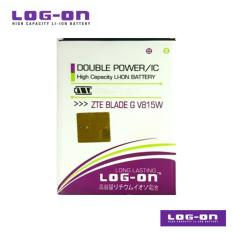 LOG-ON Battery Untuk Zte V815W  - Double Power & IC - Garansi 6 bulan
