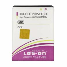Log On Double Power Baterai For Lenovo A6000 Indonesia