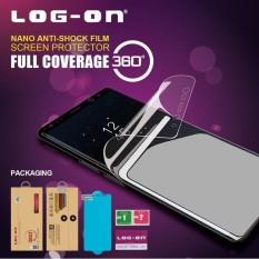 Log On NANO Anti Shock Screen Guard Protector FOr Samsung Galaxy S7 Edge / S8 / S8+ / Note 8 / J5 Pro / J7 Pro / J7 Plus / J3 Pro