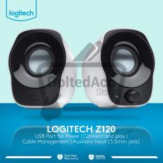 Harga Logiitech Z120 Speaker Hitam Di Dki Jakarta