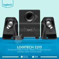 Beli Logiitech Z213 Speaker Hitam Cicil