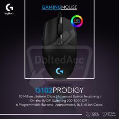Beli Logitech G102 Prodigy Gaming Mouse Hitam