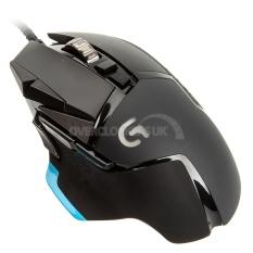 Logitech G502 Gaming Mouse Proteus Core - Original - Hitam