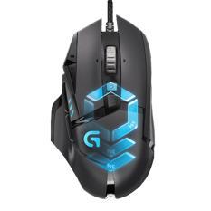 Jual Logitech G502 Gaming Mouse Spectrum Core Original Hitam Online