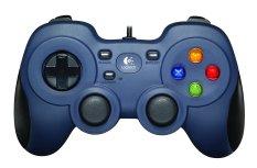 Logitech Gamepad F310 Stick Controller - Biru
