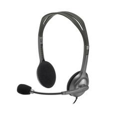 Spesifikasi Logitech H111 Stereo Headset Dan Harga