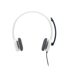 Miliki Segera Logitech H150 Stereo Headset Putih