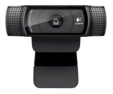 Spesifikasi Logitech Hd Pro Webcam C920 Hitam Terbaru