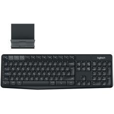 Beli Logitech K375S Multi Device Kombo Keyboard Dan Dudukan Wireless Logitech Asli