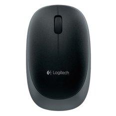 Toko Logitech M165 Mouse Wireless Hitam Indonesia