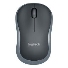 Toko Logitech M185 Wireless Mouse Abu Abu Dekat Sini