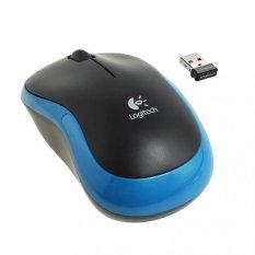 Berapa Harga Logitech M185 Wireless Mouse Biru Logitech Di Indonesia