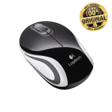 Spesifikasi Logitech M187 Wireless Mini Mouse Hitam Bagus
