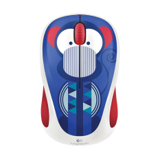 Harga Logitech M238 Wireless Mouse Monkey Murah