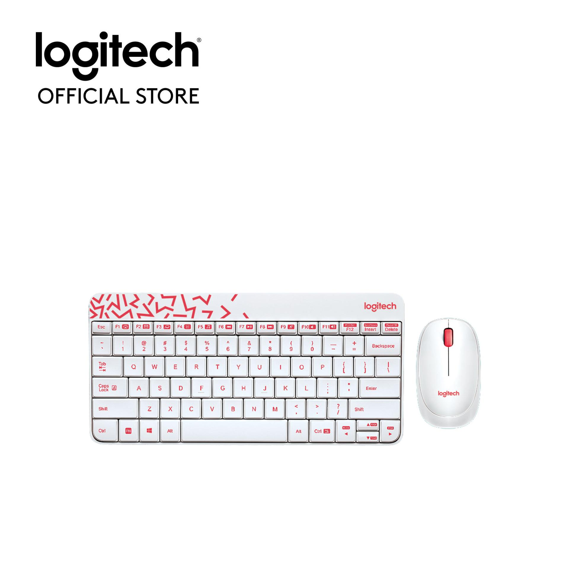 Daftar Harga Keyboard Wireless Logitech Terbaru April 2018 Laptop Combo Mk345 Garansi Resmi Mk240 Nano And Mouse White