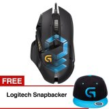 Review Logitech Mouse Gaming G502 Proteus Spectrum Hitam Gratis Logitech Snapback Indonesia
