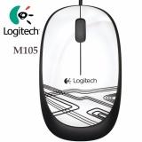 Situs Review Logitech Original Mouse M105 Putih