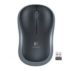 Logitech Original Wireless Mouse B175 - Hitam