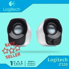 Harga Logitech Speaker Z120 2 Stereo Speakers Usb Power Yang Murah Dan Bagus
