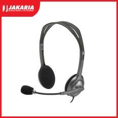Logitech Stereo Head Set H111 Jawa Barat