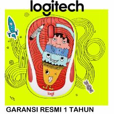 Beli Logitech Wireless Mouse Doodle Collection M238 Triple Scoop Cicilan