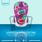 Toko Logitech Wireless Mouse Party Collection M238 Cocktail Termurah Dki Jakarta