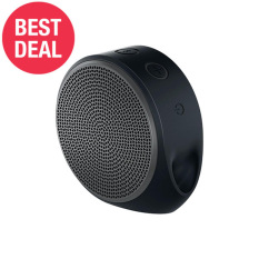 Logitech X100 Mobile Wireless Bluetooth Speaker - Hitam