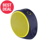 Logitech X100 Mobile Wireless Bluetooth Speaker Kuning Indonesia Diskon