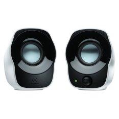 Jual Beli Logitech Z120 Stereo Speaker Putih Baru Dki Jakarta