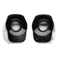 Jual Beli Logitech Z120 Stereo Speaker Putih