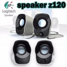 Miliki Segera Logitech Z120 Stereo Speaker Putih