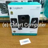 Logitech Z213 Multimedia Speakers Speaker Logitech Diskon 50