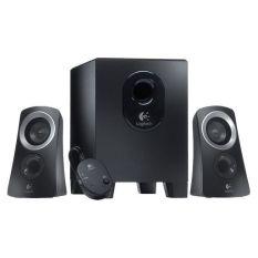 Spesifikasi Logitech Z313 2 1 Speaker Hitam Dan Harganya