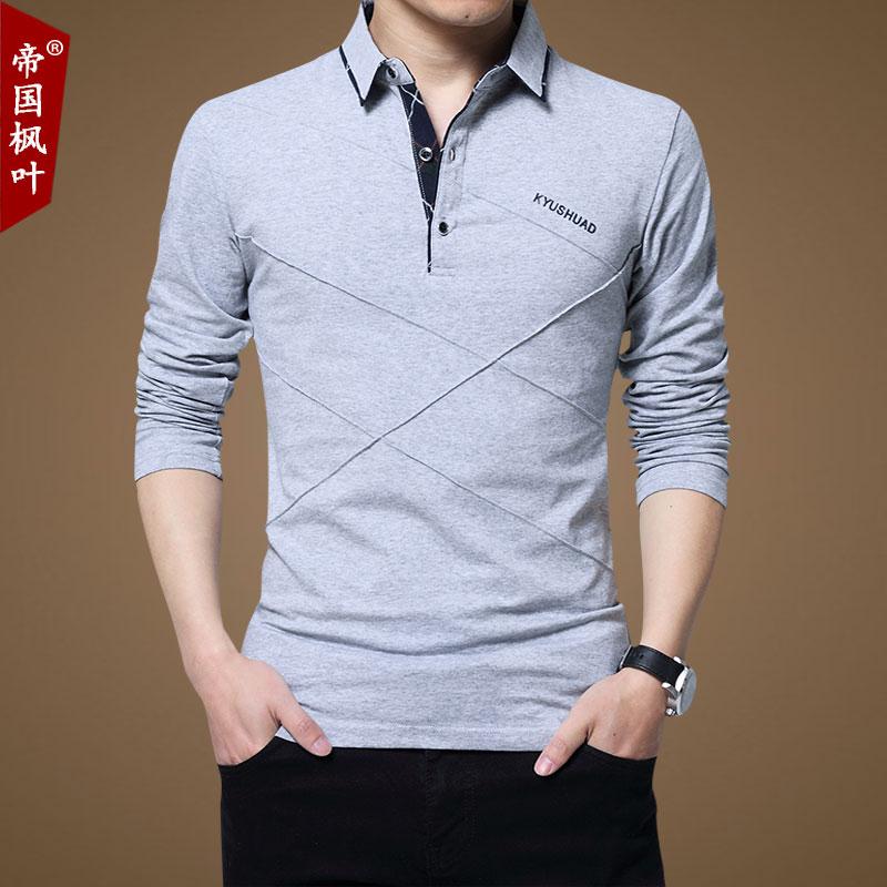 Spesifikasi Longgar Katun Kerah Yard Besar Ukuran Plus Yard Bottoming Kemeja T Shirt Abu Abu Terang Terbaik
