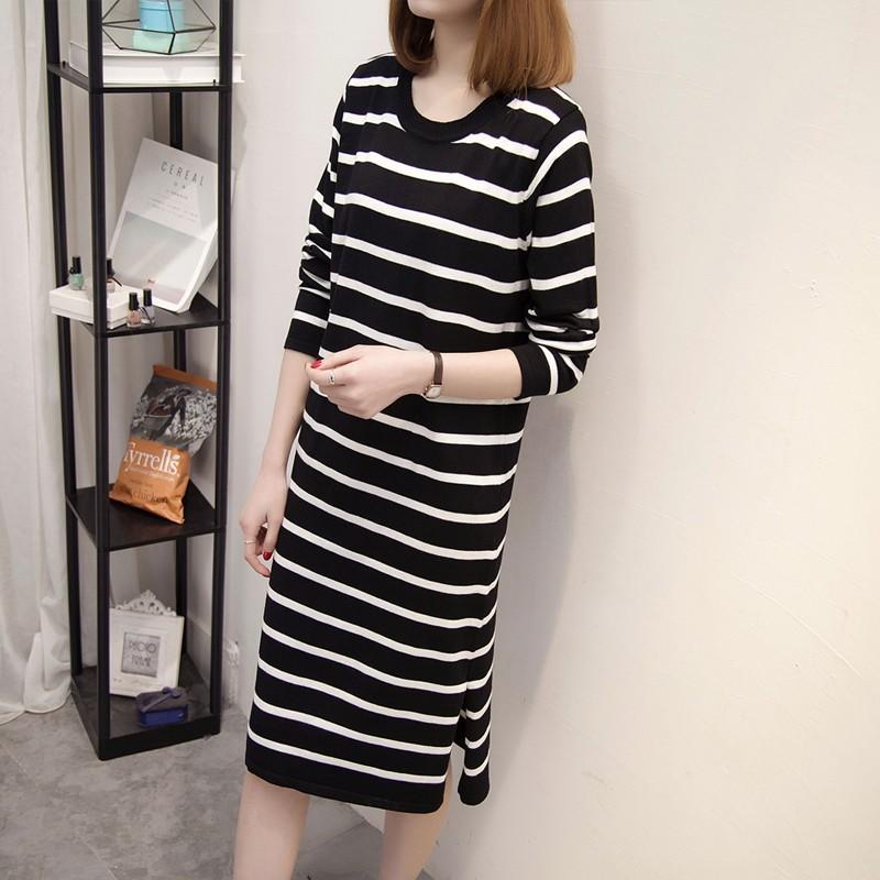 Dress Lengan Pendek FS0378 - PUTIH / Gaun Kaos Wanita / Baju Terusan .