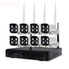 Beli Loosafe 960 P Wifi Nirkabel Nvr Kit Cctv 8Ch Kamera Outdoor Waterproof Keamanan Jaringan Nyicil