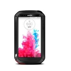 Love Mei Powerful Case LG Optimus G3 D850 D855 – Hitam