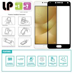 Penawaran Istimewa Lp Full Tempered Glass For Asus Zenfone 4 Max Pro Zc554Kl Hitam Terbaru