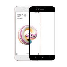 Jual Lp Full Tempered Glass Screen Protector For Xiaomi Mi1A Or Mi5X Hitam Di Indonesia