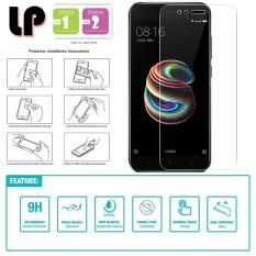 Jual Lp Hd Tempered Glass For Xiaomi Mi A1 Mi5X Transparan